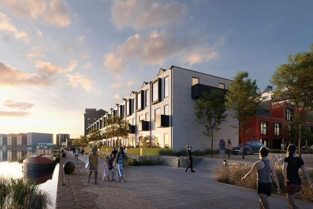 Thumbnail Town house for sale in Town House, East Float, Wirral Waters