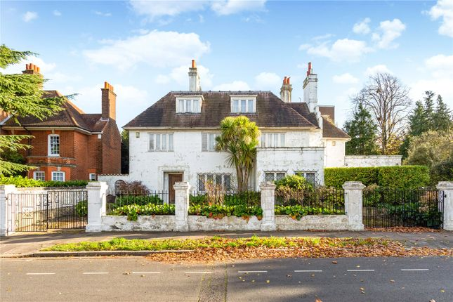 Thumbnail Detached house for sale in Edgehill Road, Ealing