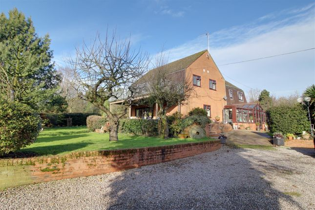 Thumbnail Detached house for sale in Three Ashes Lane, Newent