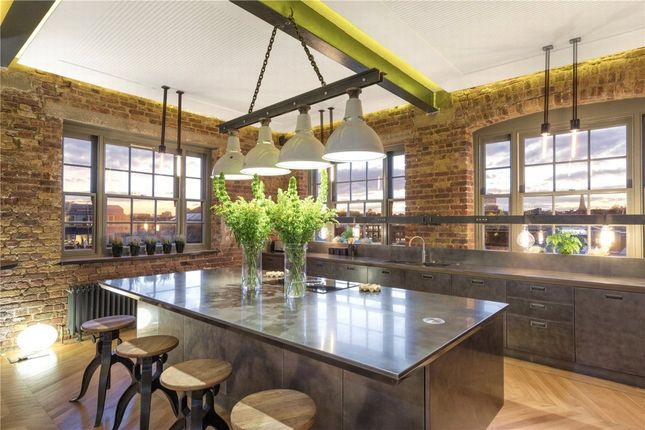 Thumbnail Flat to rent in Chappell Lofts, Belmont Street, London