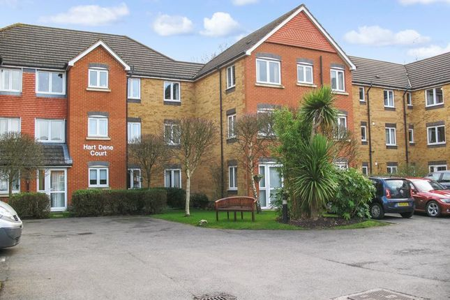 Thumbnail Flat for sale in Hart Dene Court, Bagshot