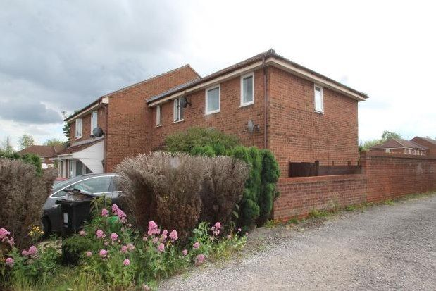 Thumbnail Property to rent in Oaktree Crescent, Bristol