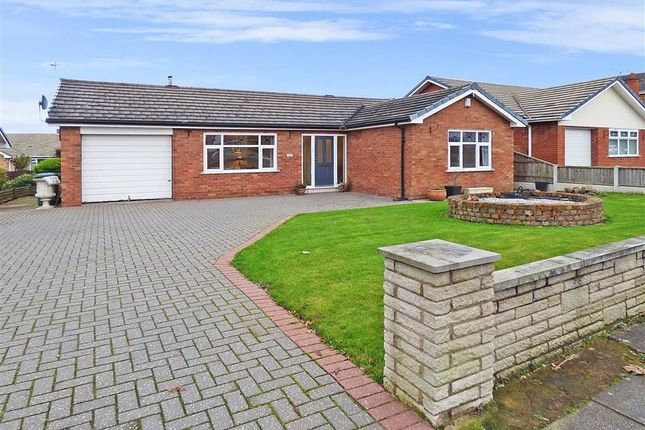 Thumbnail Detached bungalow for sale in Beeston Drive, Winsford, Cheshire
