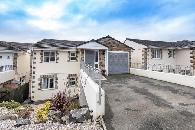 4 bed detached house for sale in Southfields, Bridgerule, Holsworthy EX22