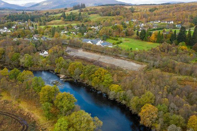 Thumbnail Land for sale in Development Land River View Park, Spean Bridge Fort William PH344EU