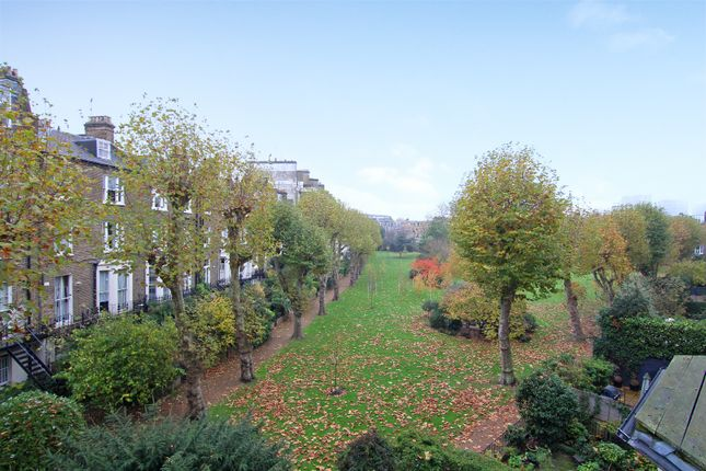 Communal Gardens of Sutherland Avenue, Maida Vale W9