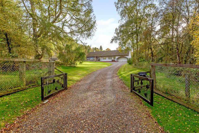 Thumbnail Detached house for sale in Newton Of Ferintosh, Conon Bridge, Dingwall, Ross-Shire