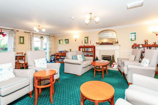 Residents Lounge of Castle Court, Hadlow Road, Tonbridge, Kent TN9