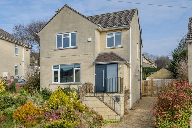 Thumbnail Detached house for sale in Purlewent Drive, Weston, Bath