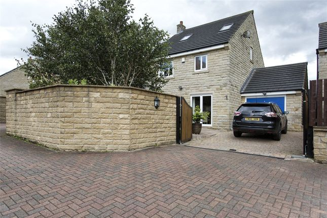 Thumbnail Detached house for sale in Roberttown Lane, Roberttown, West Yorkshire