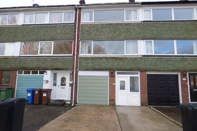 Thumbnail Town house for sale in Lowndes Close, Offerton, Stockport