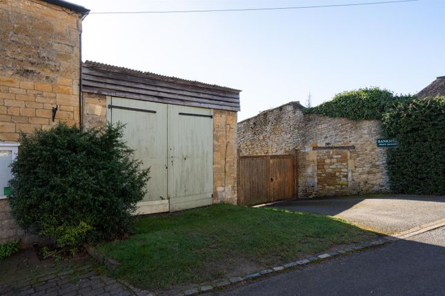 Garage of High Street, Blockley, Gloucestershire GL56