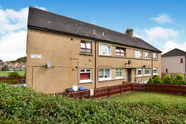 Front of Langcroft Drive, Glasgow G72