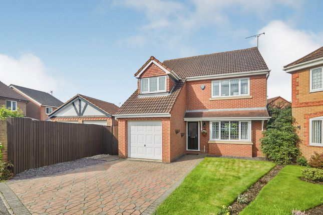 Thumbnail Detached house for sale in Normandy Road, Hilton, Derby