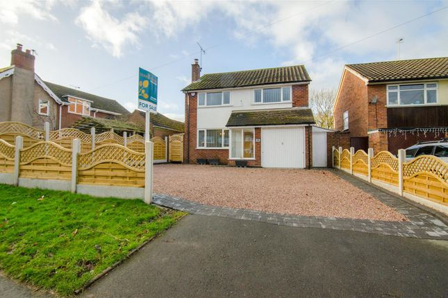 Thumbnail Detached house for sale in Castle Road, Cookley, Kidderminster