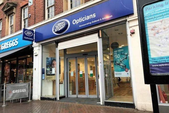 Thumbnail Retail premises to let in Unit 2 Market House, Market Square, Aylesbury