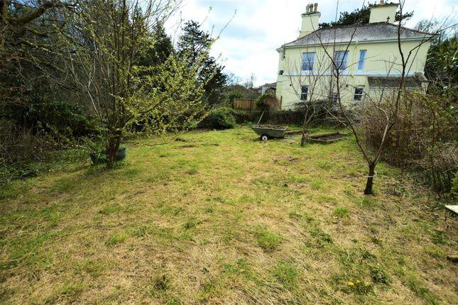 Thumbnail End terrace house to rent in Duckspond Road, Buckfastleigh, Devon