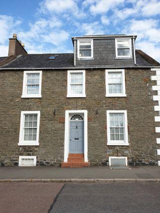 Thumbnail End terrace house for sale in Castle Street, Kirkcudbright