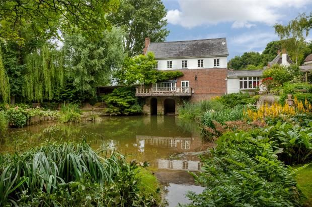 Thumbnail Property for sale in Mill Road, Kedington, Suffolk
