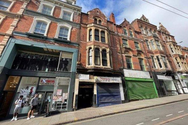 Thumbnail Retail premises for sale in 13 Market Street, 13 Market Street, Nottingham