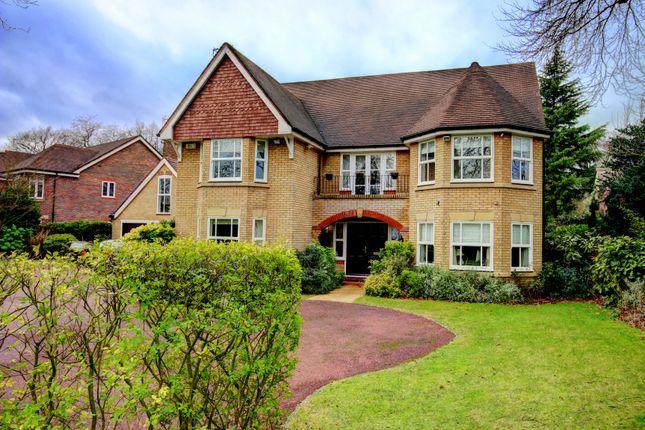 Thumbnail Detached house for sale in Delamer Road, Bowdon, Altrincham
