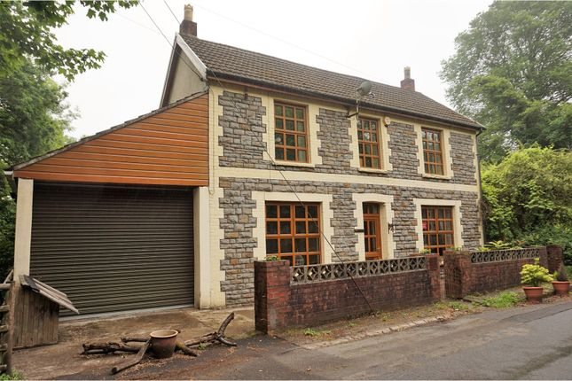 Thumbnail Detached house for sale in Willowford Road, Pontypridd