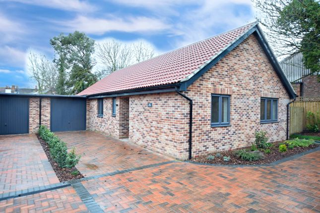 Thumbnail Bungalow for sale in High Street, Wickham Market