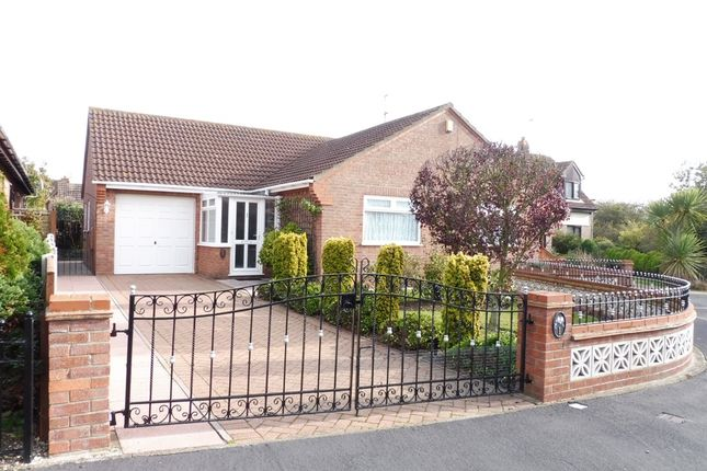 Thumbnail Detached bungalow for sale in Forties Close, Caister-On-Sea, Great Yarmouth