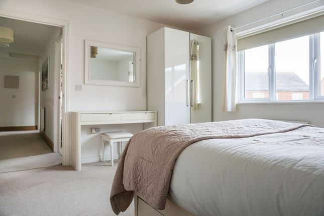 Bedroom Three of Bosworth Way, Leicester Forest East LE3
