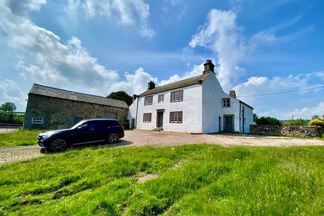 Thumbnail Farmhouse for sale in Celleron, Tirril, Penrith