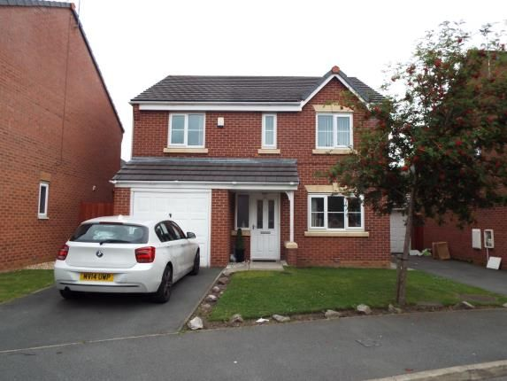 Thumbnail Detached house for sale in Papillon Drive, Fazakerley, Liverpool, Merseyside