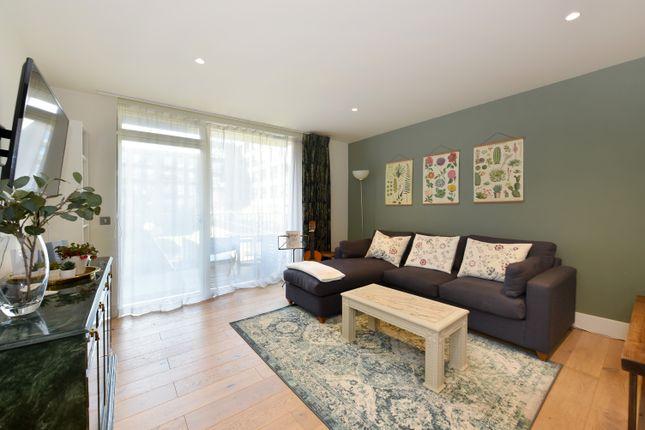 Thumbnail Flat to rent in Nautilus House, North Kensington