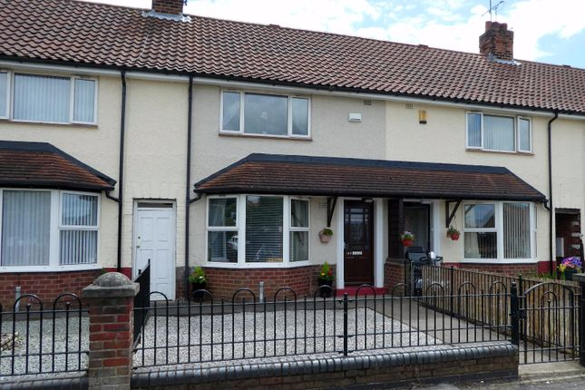 Thumbnail Terraced house to rent in Hopewell Road, Hull