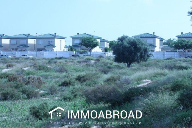 Thumbnail Land for sale in Mutxamel, 03110, Alicante, Spain