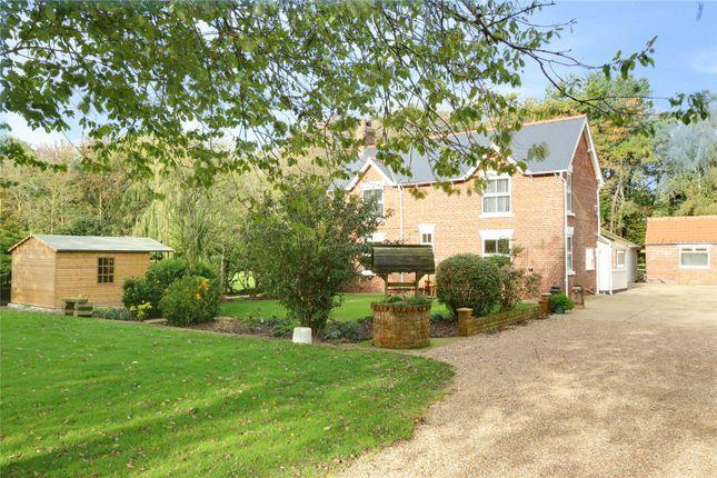 Thumbnail Detached house for sale in Dalton Lane, Halsham, East Yorkshire