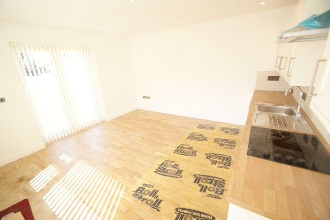 Thumbnail Flat to rent in Greenleaze, Knowle, Bristol