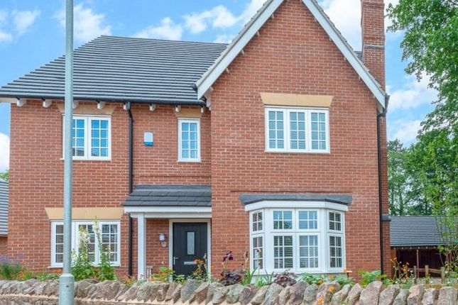 Thumbnail Detached house for sale in The Lamport+, Meadow View, Banbury Homes, Adderbury
