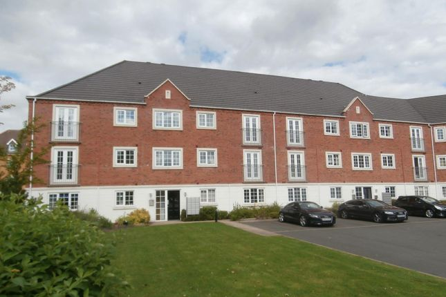 1 bed flat for sale in Donnington Court, Dudley, West Midlands DY1