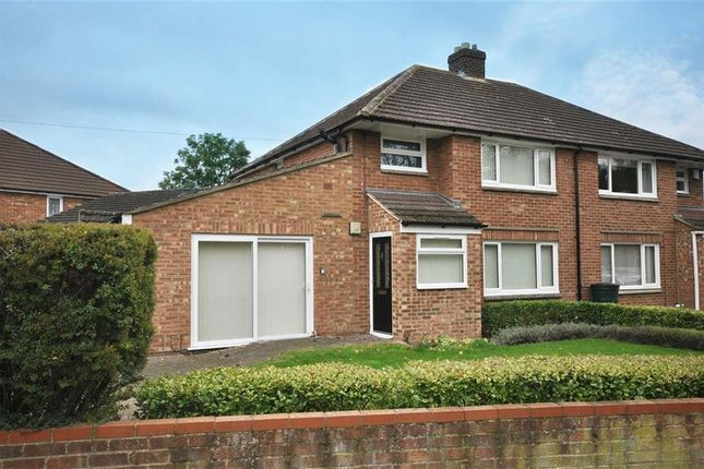 Thumbnail Semi-detached house to rent in St. Johns Avenue, Churchdown, Gloucester