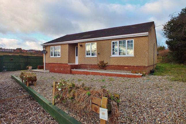 Thumbnail Detached bungalow to rent in Long Lane, Pentre Broughton, Wrexham