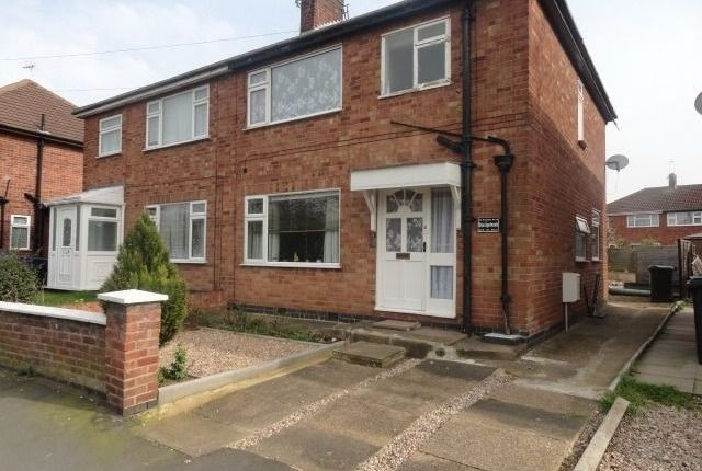 Thumbnail Flat to rent in Wayside Drive, Thurmaston, Leicester, Leicestershire
