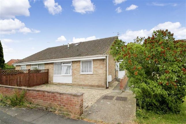 Thumbnail Semi-detached bungalow to rent in Keats Close, Royal Wootton Bassett, Wiltshire