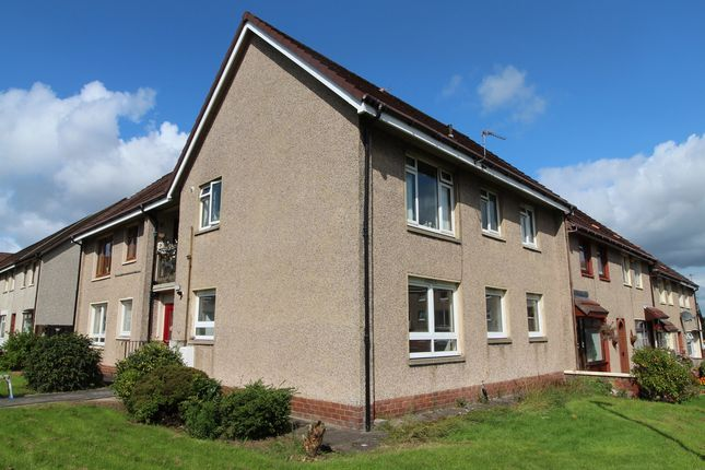 Thumbnail Flat to rent in Kyle Quadrant, Wishaw, North Lanarkshire