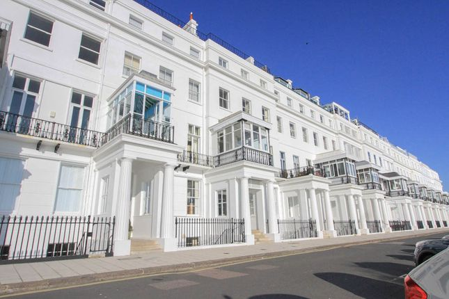 Thumbnail Flat for sale in Chichester Terrace, Brighton