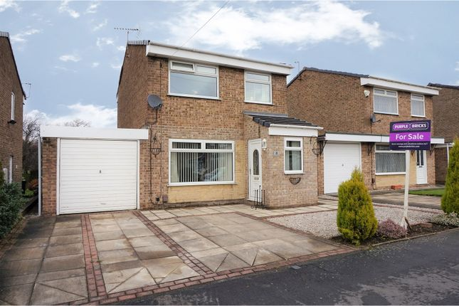 Thumbnail Detached house for sale in Carr Wood Way, Pudsey