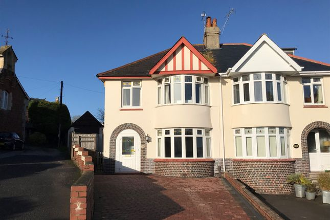 Thumbnail Semi-detached house for sale in Kingshurst Drive, Paignton