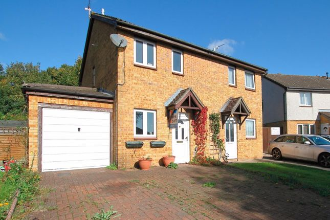 Thumbnail Semi-detached house for sale in Wildwood Road, Sturry, Canterbury