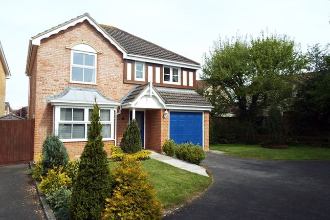 Thumbnail Detached house for sale in Wellow Drive, Frome
