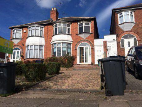 Thumbnail Property to rent in Ridgeacre Road, Quinton, Birmingham