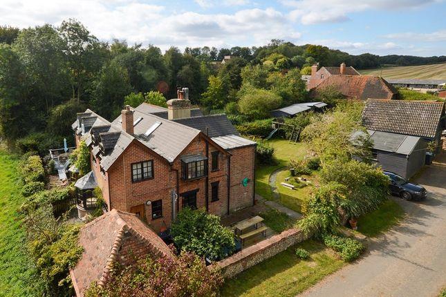 Hastingleigh Ashford Tn25 3 Bedroom Cottage For Sale